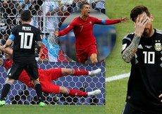 Messi, Ronaldo baskısı altında mı kaldı?