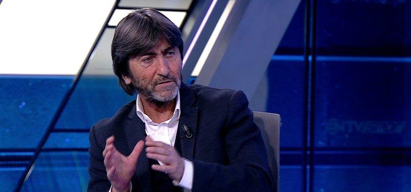 Rıdvan Dilmen'den A Spor'a destek, Ali Koç'a eleştiri