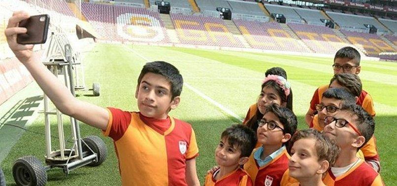 Galatasaray'dan anlamlı hareket