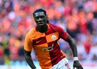 Bafetimbi Gomis'ten flaş Galatasaray itirafı!