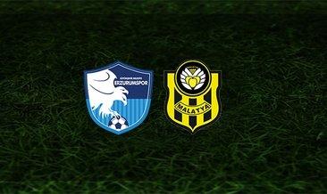 BB Erzurumspor - Yeni Malatyaspor maçı saat kaçta ve hangi kanalda?