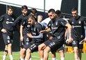 Beşiktaş'ta Çaykur Rizespor maçı hazırlıkları sürüyor
