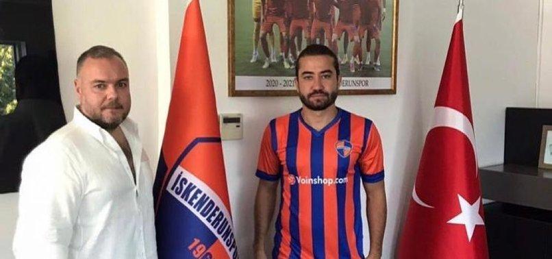 Son dakika transfer haberi: Aydın Yılmaz İskenderunspor ile anlaştı!
