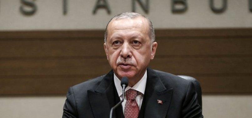 Cumhurbaşkanı Erdoğan'dan Bartu'nun eşine taziye telefonu