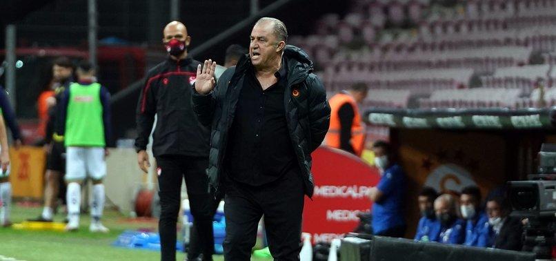 Galatasaray'da Fatih Terim'den iptal edilen gol yorumu! Sağlık taraması gibi...