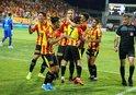 Göztepe, Aytemiz Alanyaspor maçının hazırlıklarını sürdürdü