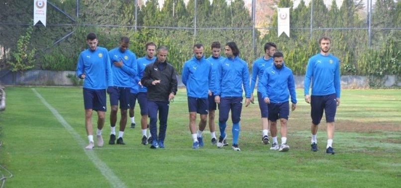 Ankaragücü'nde Fenerbahçe maçı hazırlıkları