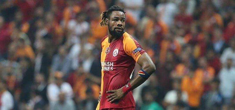 Galatasaray'ın yıldızı Luyindama'nın çocuğu dünyaya geldi!