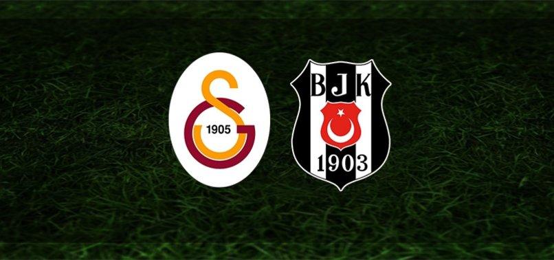 Galatasaray - Beşiktaş maçı ne zaman saat kaçta ve hangi kanalda canlı yayınlanacak?