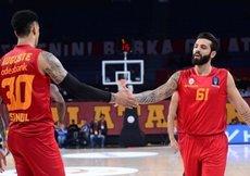 Galatasaray, EuroCupta 2. galibiyetini aldı