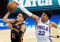 NBA'de kritik maçlarda kazanan Hawks ve Suns!