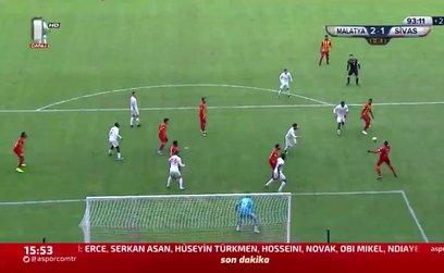 BtcTurk Yeni Malatyaspor 2-1 Demir Grup Sivasspor