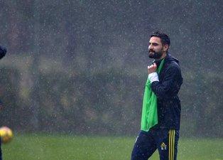 Mehmet Ekici, takımla çalışmalara başladı