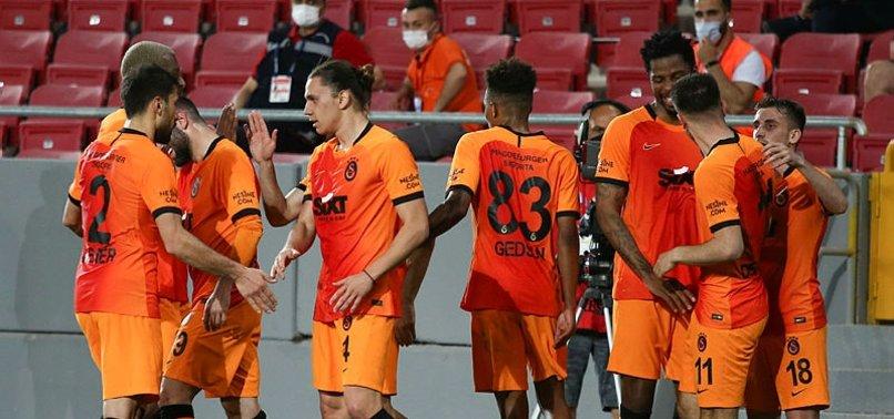Gençlerbirliği 0-2 Galatasaray (MAÇ SONUCU-ÖZET)