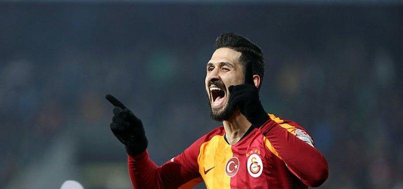 Galatasaray'da Emre Akbaba 88 gün sonra formasına kavuştu!