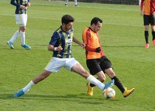 Fenerbahçe U19 1-3 Galatasaray U19   Karşılaşmadan kareler...