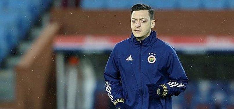 Fenerbahçe'de Mesut Özil orman yangınlarına sessiz kalmadı!
