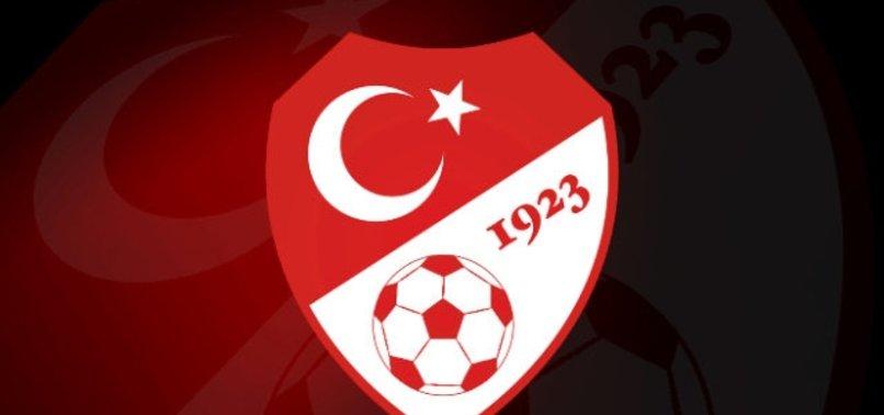 Son dakika spor haberi: Türkiye Futbol Federasyonu'ndan seyirci açıklaması!