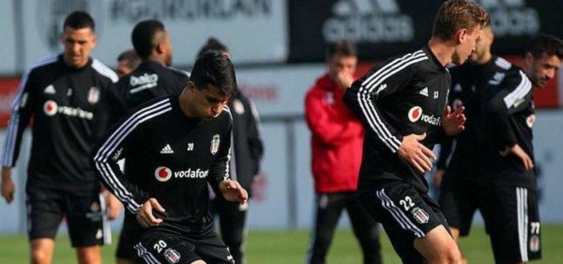 Beşiktaş Konyaspor hazırlıklarını sürdürdü