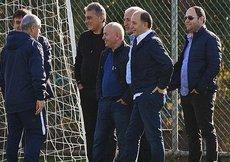 Trabzonspora başkan morali