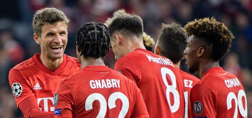 Bayern'den rahat galibiyet