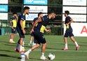 Fenerbahçe'de DG Sivasspor mesaisi