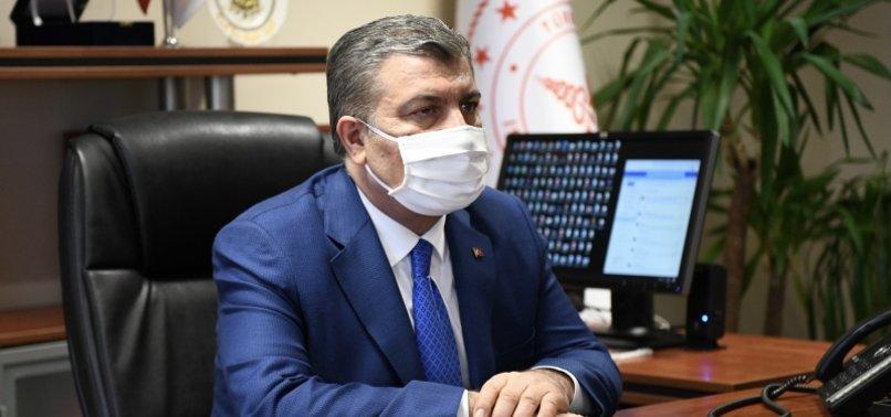 Türkiye'de corona virüsü rakamları kaç oldu? Sağlık Bakanı Fahrettin Koca açıkladı (Türkiye Günlük Koronavirüs Tablosu - 7 Kasım 2020)