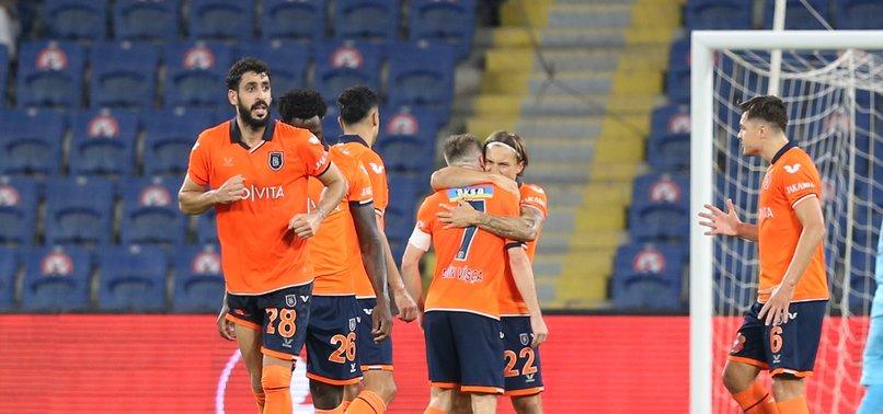 Başakşehir - Fenerbahçe maçına Edin Visca damga vurdu!