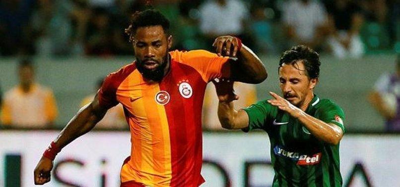 Galatasaray'da Club Brugge maçı öncesi büyük sürpriz! Luyindama...
