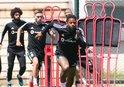 Beşiktaş'ta Antalyaspor mesaisi