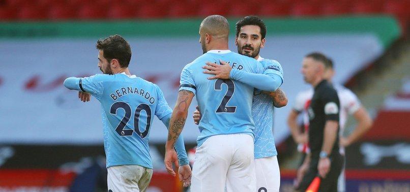 Sheffield United 0-1 Manchester City | MAÇ SONUCU