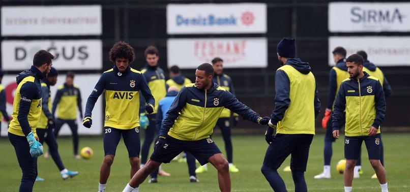 Fenerbahçe Çaykur Rizespor maçı hazırlıklarına devam etti