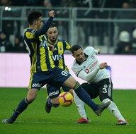 Beşiktaş Fenerbahçe derbisi sonrası caps patlaması
