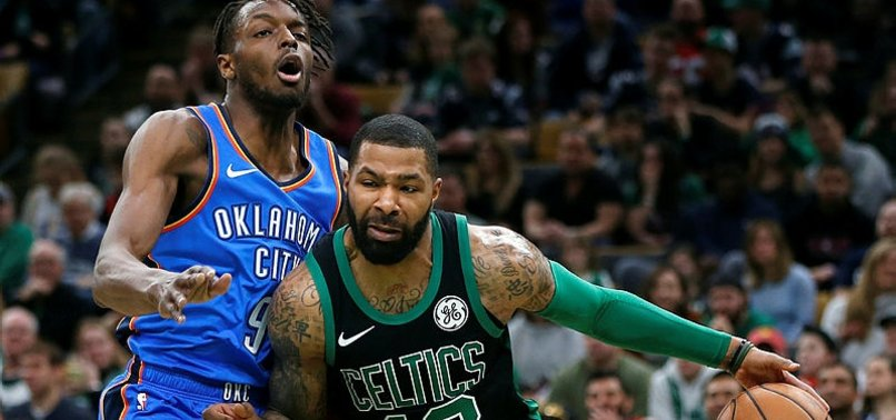 Celtics'ten üst üste 4. galibiyet