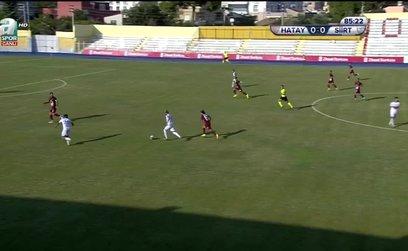 Hatayspor 0-1 Siirt İl Özel İdaresi Spor