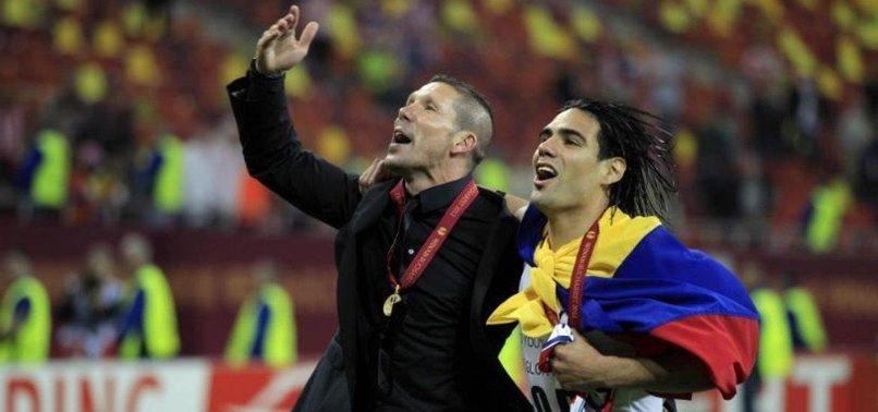 Simeone'den Radamel Falcao açıklaması!