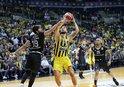 Pota derbisinde kazanan Fenerbahçe Beko