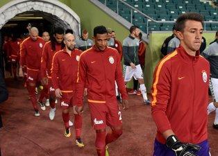 Galatasarayda gizli korku