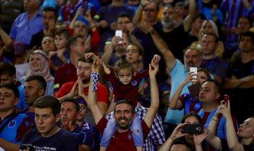 Trabzonspor'a bilet dayanmıyor!