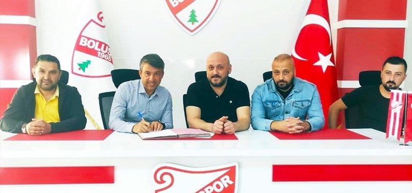 Son dakika spor haberleri: Boluspor Reha Erginer ile sözleşme uzattı!