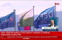 UEFA 12 takıma yaptırım uygulayacak mı? Canlı yayında açıkladı