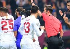 Galatasaraydan penaltı isyanı