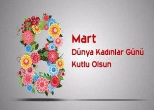 Süper Lig kulüplerinden Kadınlar Günü mesajları!