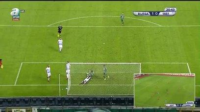 Bursaspor 1-0 1461 Trabzon
