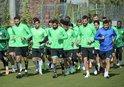 Atiker Konyasporda MKE Ankaragücü maçı hazırlıkları