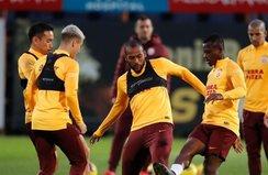 Galatasaray Başakşehir maçına hazır