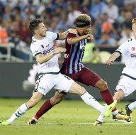 Trabzonspor - Atiker Konyaspor maçından kareler