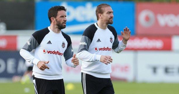 Beşiktaş'ta şok gelişme! Caner Erkin ve Gökhan Gönül...