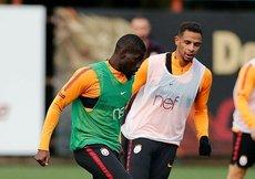 Galatasarayda Porto maçının hazırlıkları başladı