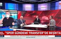 Transferleri canlı yayında duyurdu! Önce Teixeira sonra Ghezzal...